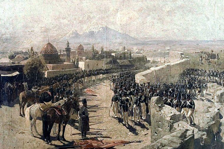 Завоевание Азербайджана