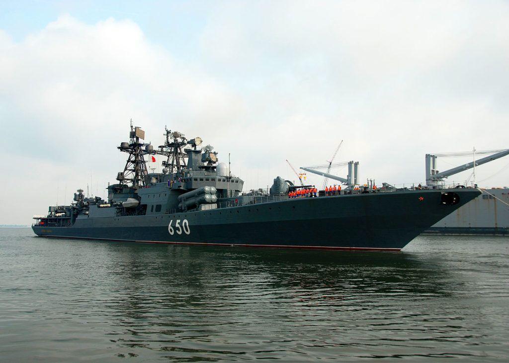 """""""Адмирал Чабаненко"""""""