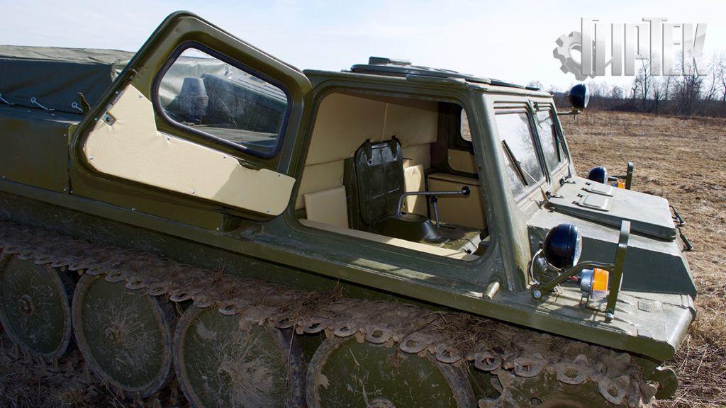 Кабина ГАЗ-71