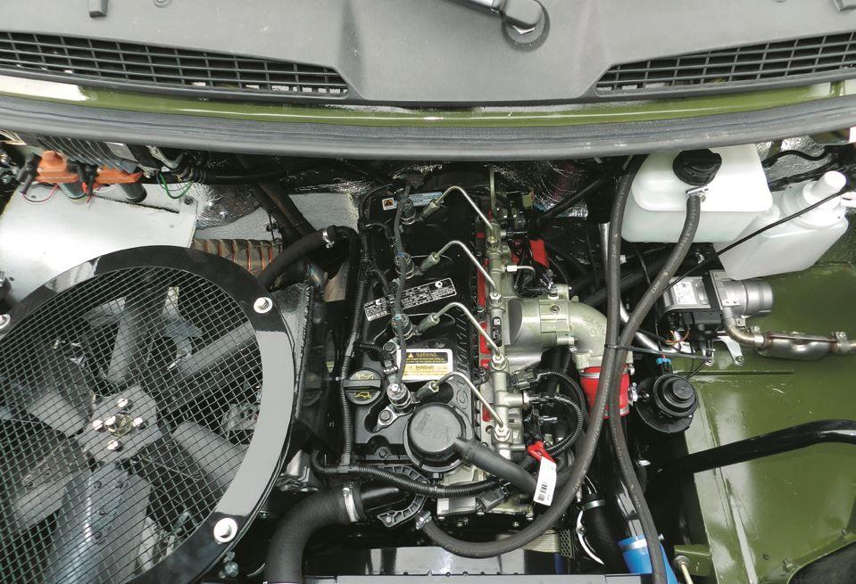 Мотор ГАЗ-3409