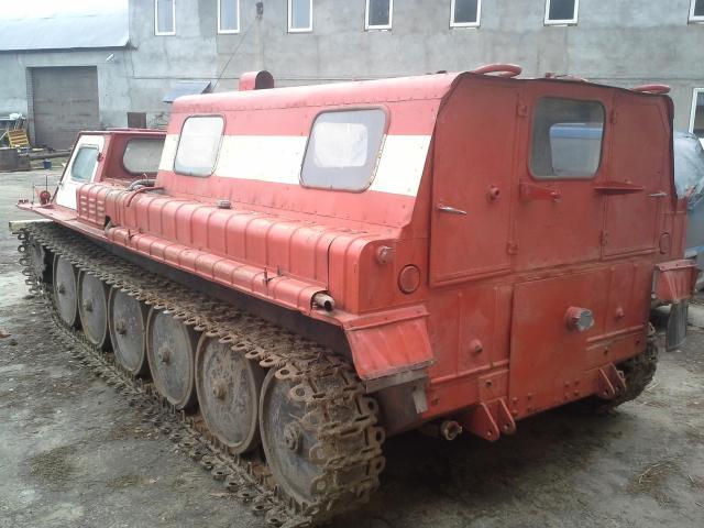 Пожарный ГАЗ-71