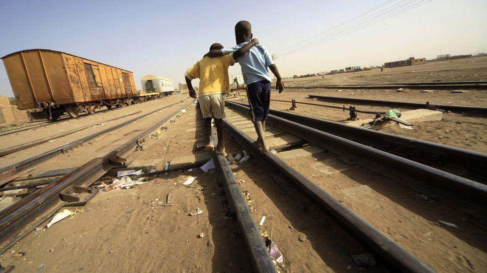 Африканская железная дорога