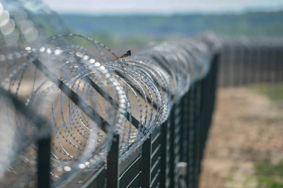 Крымский забор