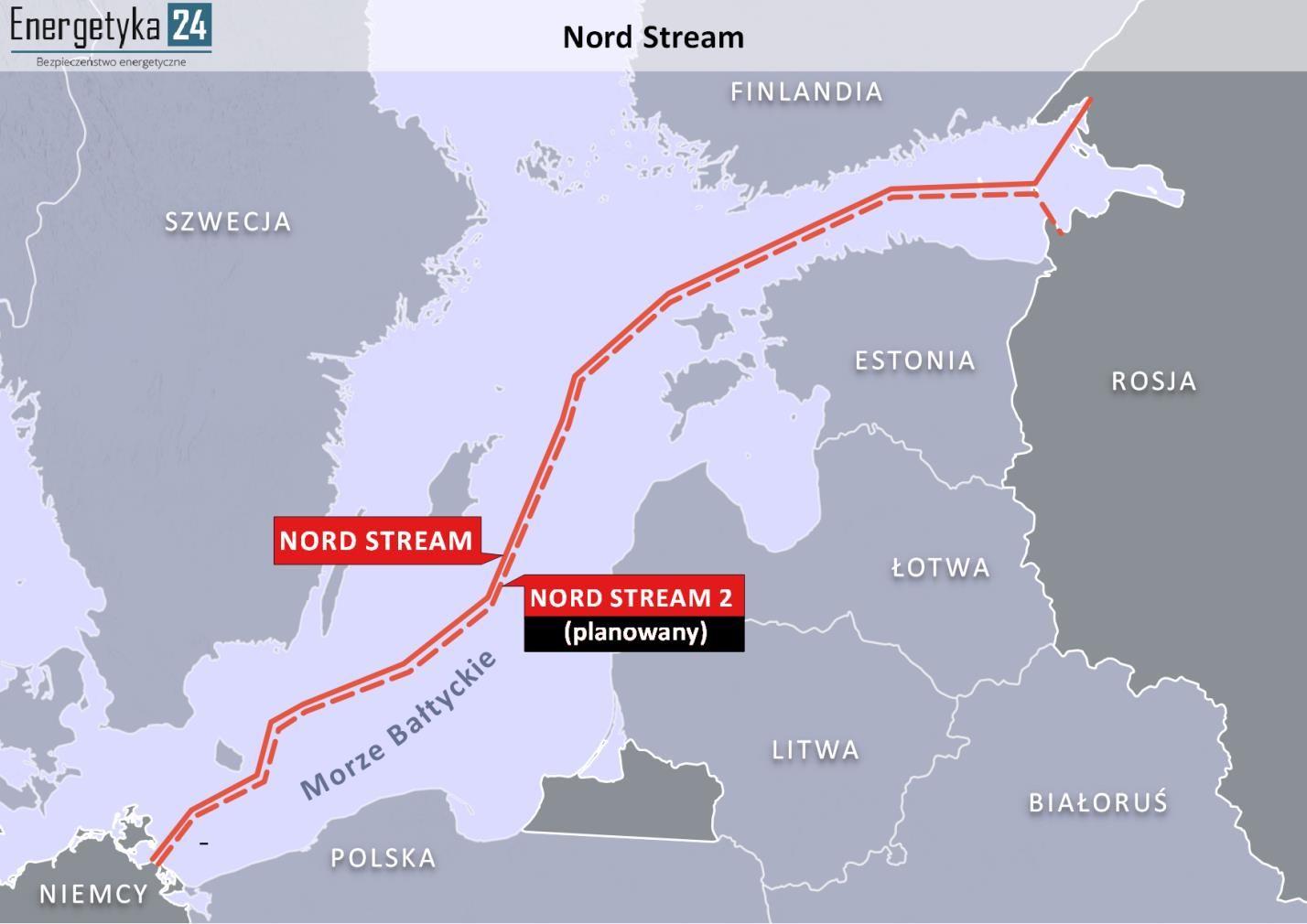 """План """"Северного потока-2"""""""