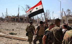 Войска Сирии