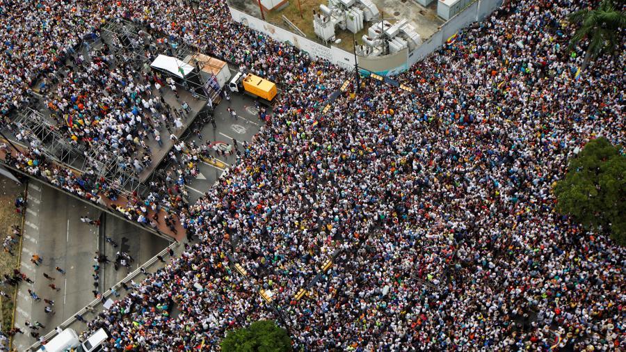 Оппозиция в Венесуэле
