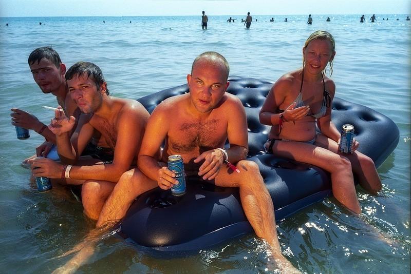 Русские туристы
