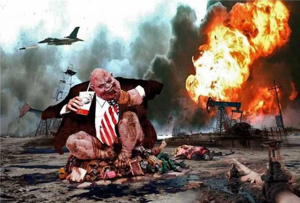 Америка в Третьей мировой