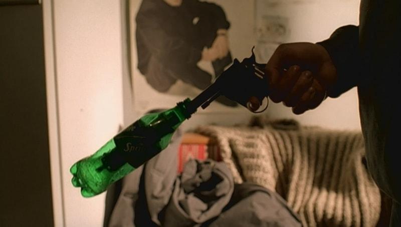 Глушитель из бутылки
