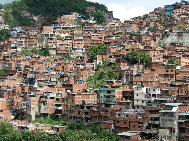 Городской пейзаж Венесуэлы