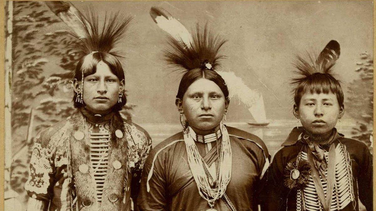 Калифорнийские индейцы