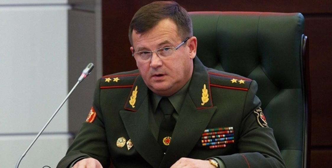 Министр обороны Белоруссии