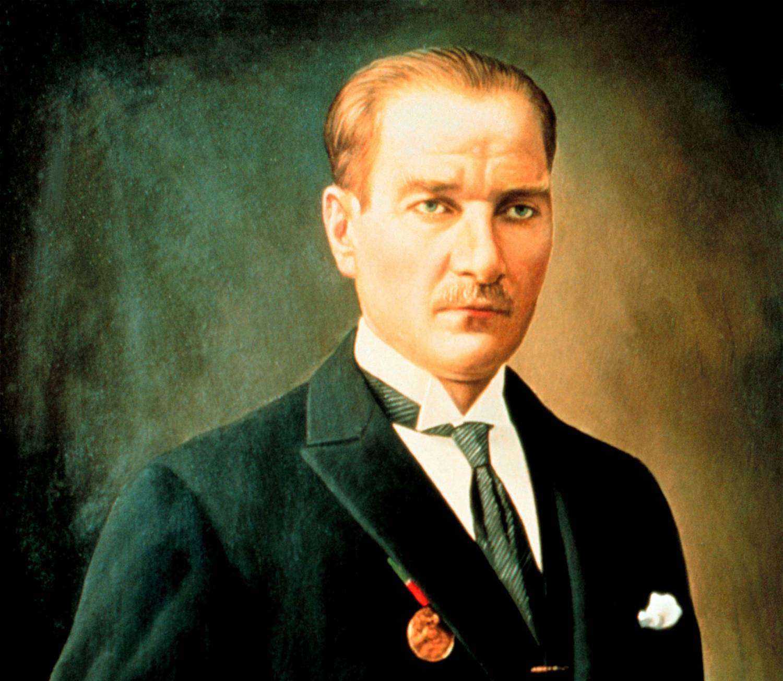 Мустафа Кемаль Ататюрк