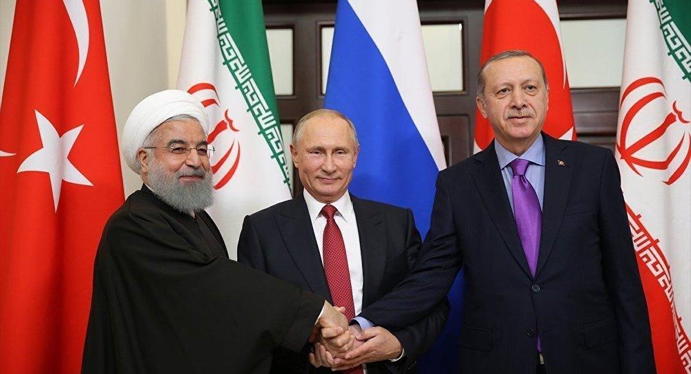 Переговоры глав государств