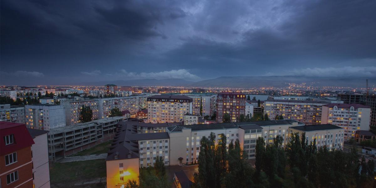 Российский город