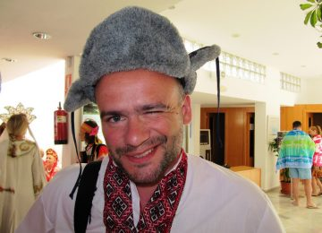 Русский мужчина