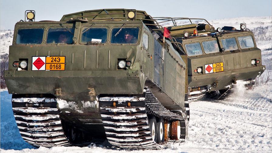Транспорт в Арктике