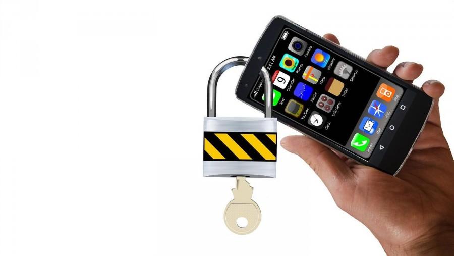 Запрещенный смартфон
