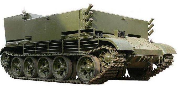 БТР из Т-55