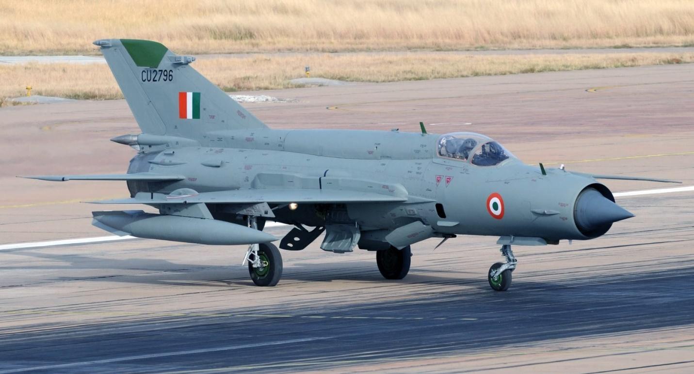 Индийский МиГ-21