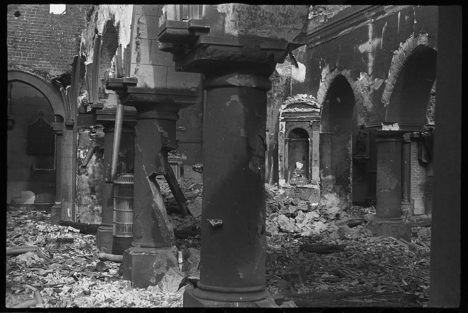 Ирсонские руины