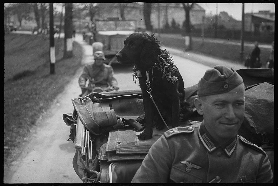 Кадр в Югославии