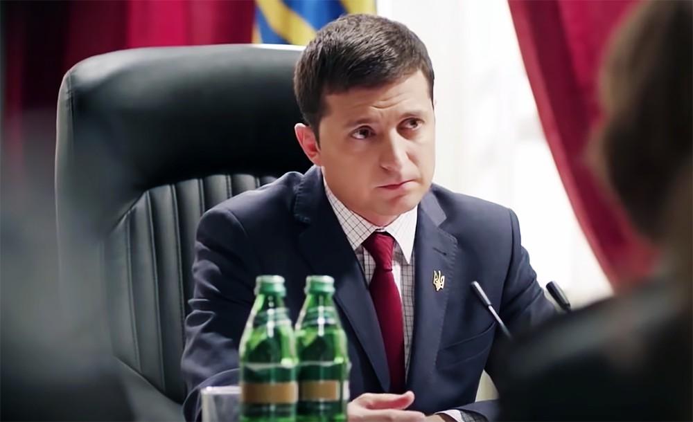 Кандидат Владимир Зеленский