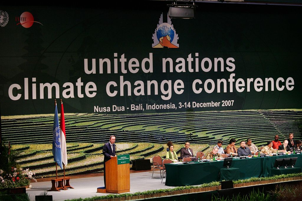 Конференция на Бали