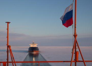 Корабли на Северном морском пути