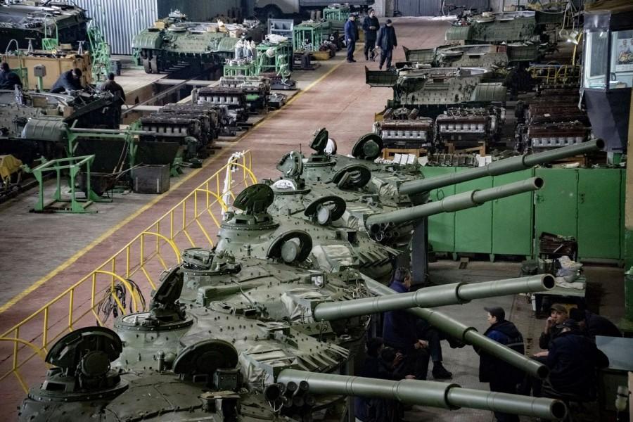 Львовский бронетанковый завод