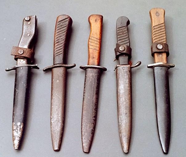 Окопные ножи Вермахта