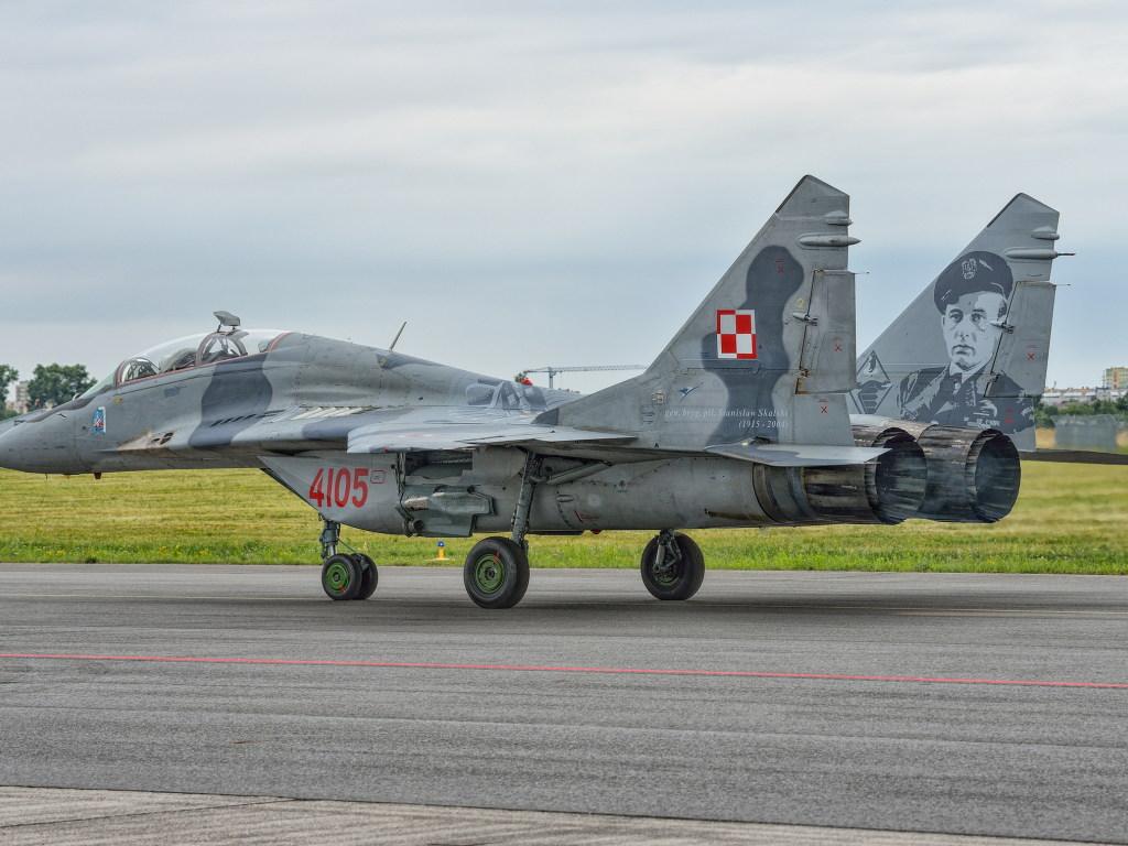 Польский МиГ-29