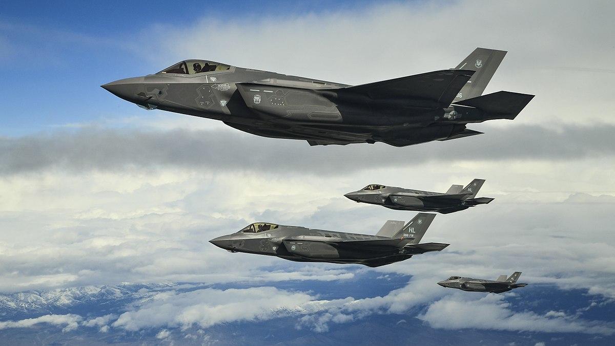 Самолеты F-35