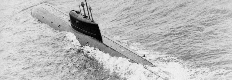 Субмарина К-8