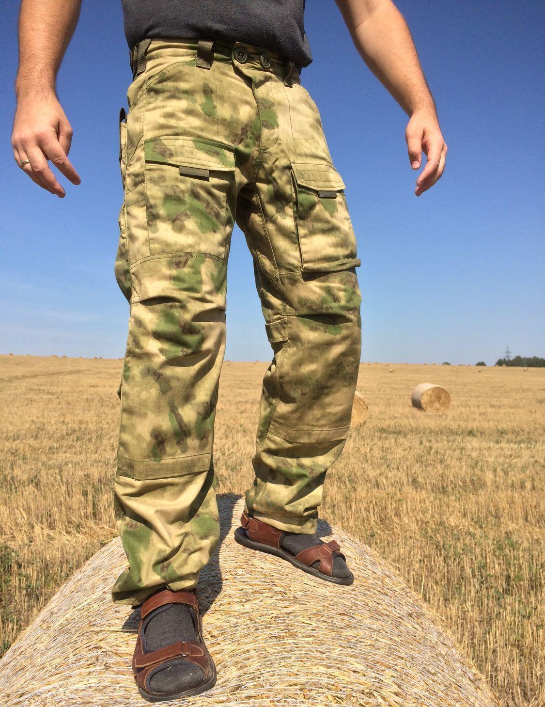 Тактические брюки Zilant