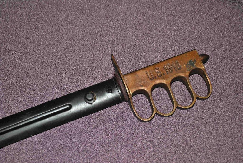 Траншейный нож М-1918