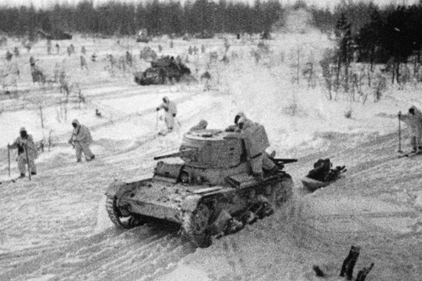 Войска под Москвой