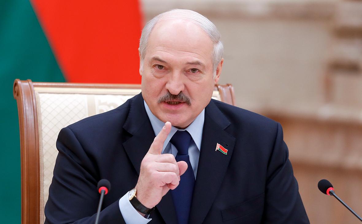Выступление Лукашенко