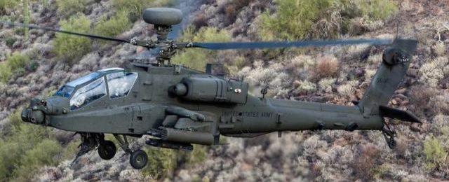 AH-64Е
