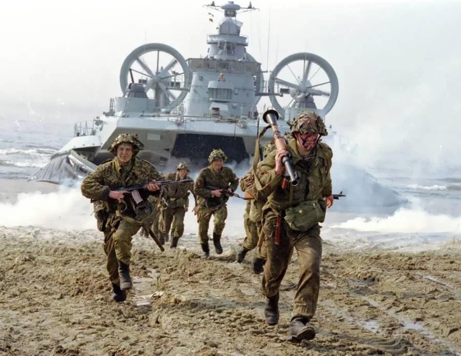 Балтийский десант