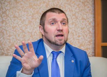Бизнесмен Потапенко