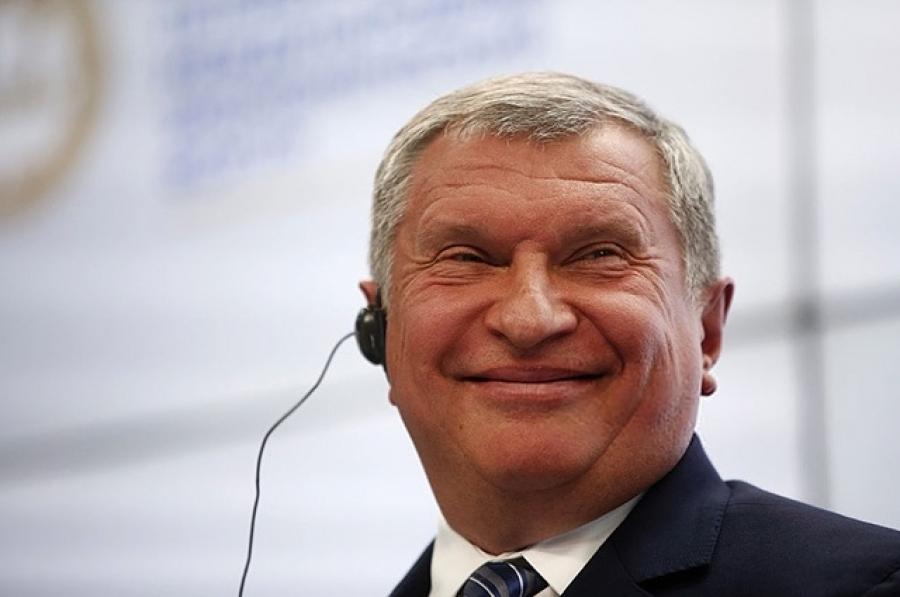 Глава совета директоров «Роснефти»