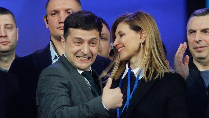 Новый украинский президент