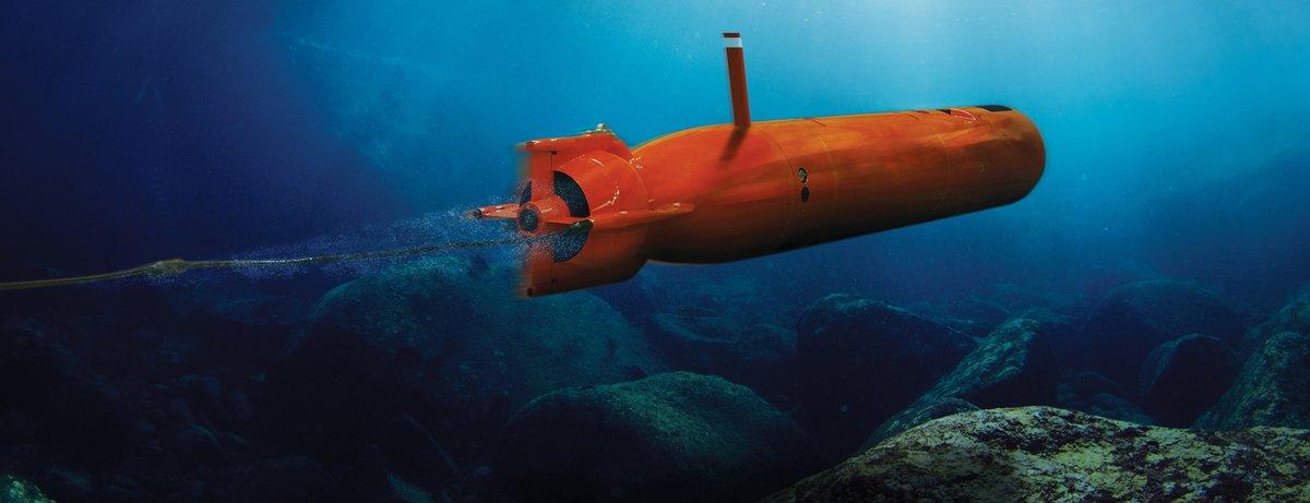 Подводный беспилотник