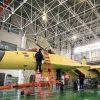 Постройка J-11D