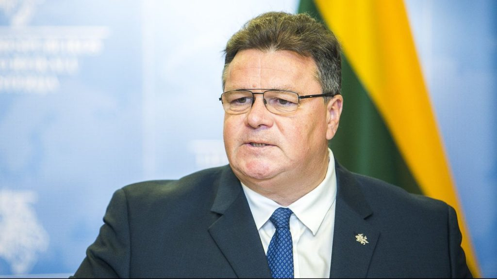 Президент Литвы