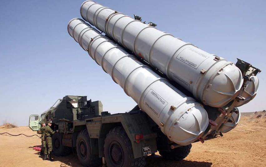 С-300 в Сирии
