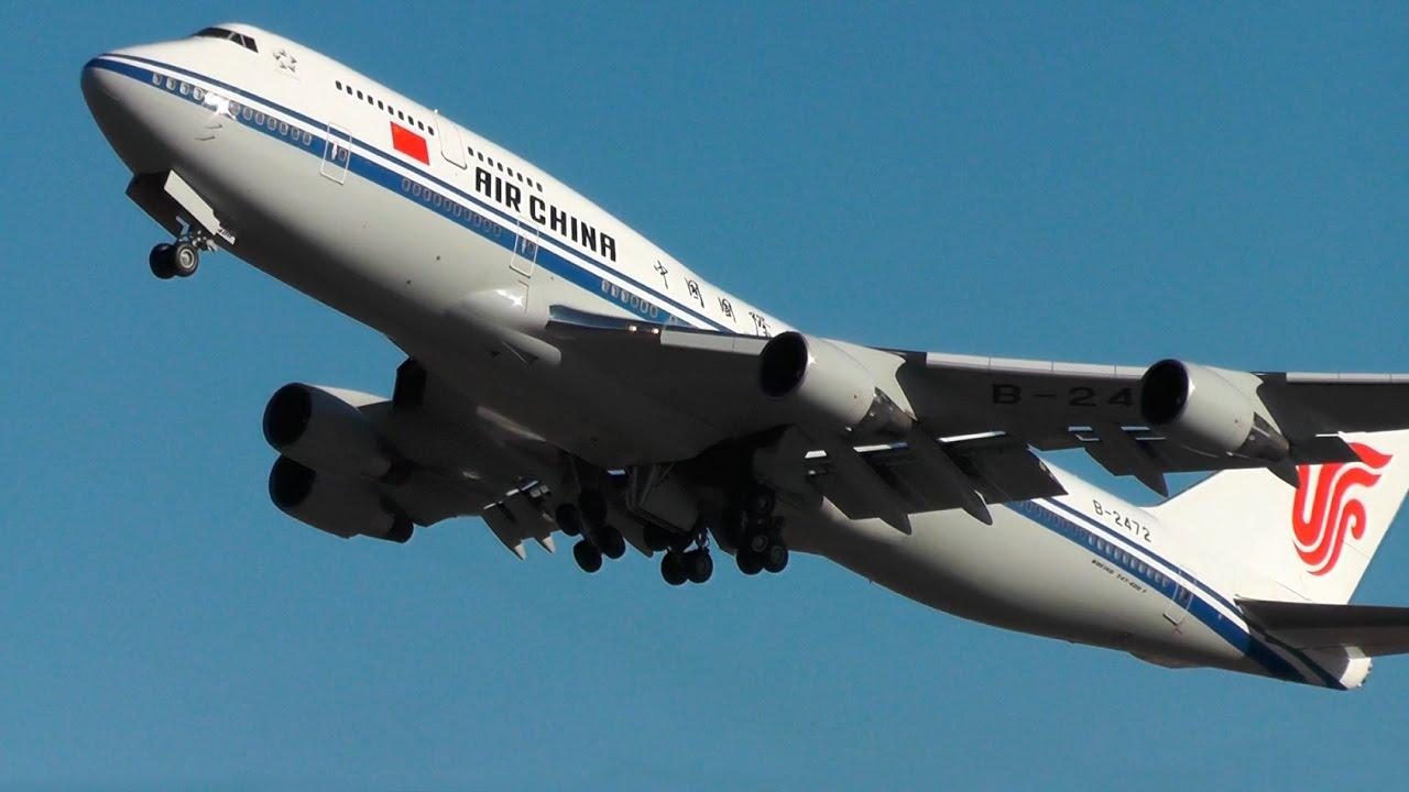 """Самолет """"Air China"""""""
