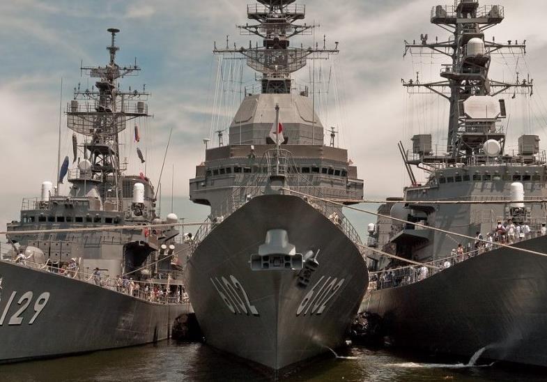 Японские корабли