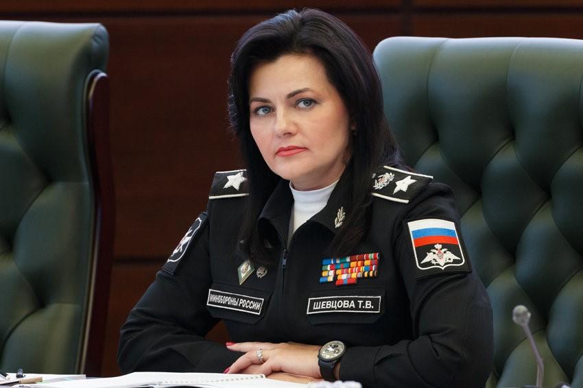 Адмирал Шевцова